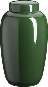 Keramik mørkegrøn